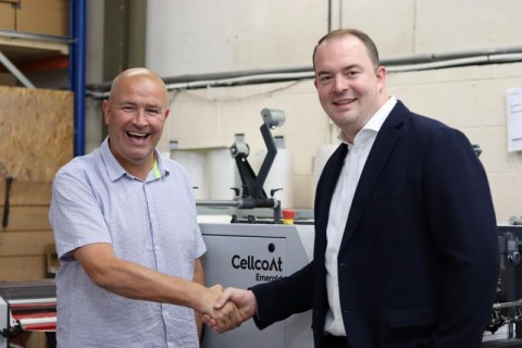 Northend enhances lamination with Cellcoat buy!